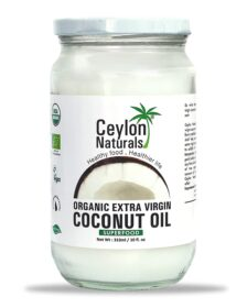 Ceylons Naturals Organic Extra Virgin Coconut Oil