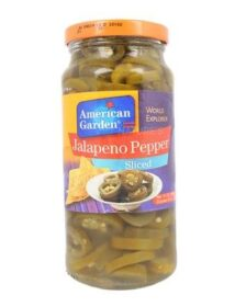 American Ggarden Jalapeno Pepper Sliced