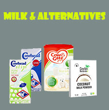 Milk Products and alternatives