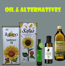 Oil and alternatives