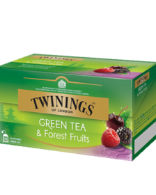 Twinings Green Tea and Forest Fruit