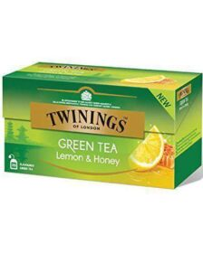 Twinings Green tea lemon and honey