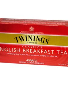 Twinings Tea English Breakfast red 50 gm